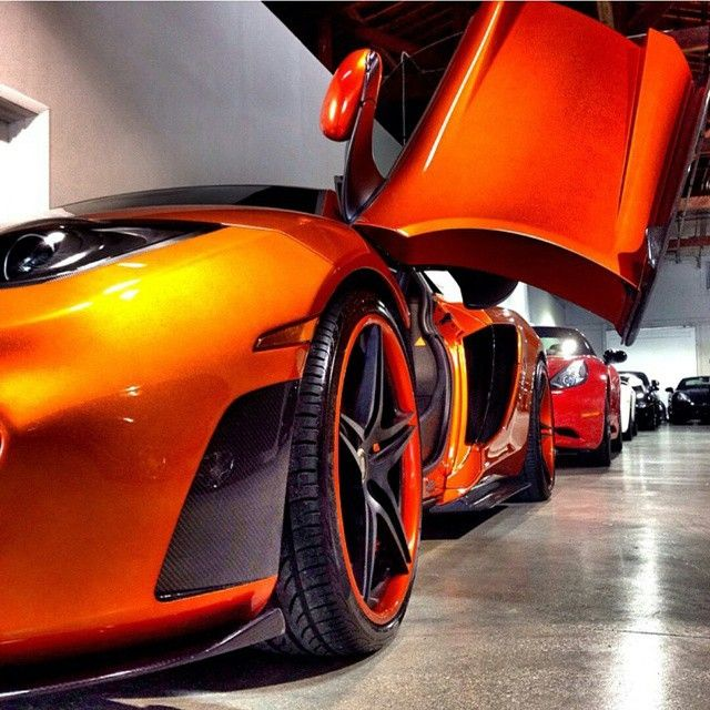South Beach Exotic Rentals Offers McLaren For Rental In