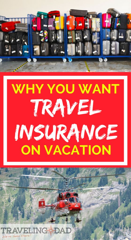 Wondering whether your family needs travel insurance? Here are some situations where you might wish you had an annual travel insurance plan. (sponsored)