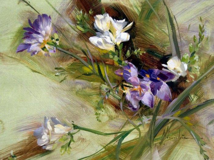 натюрморты художницы Mara Schasteen - 11