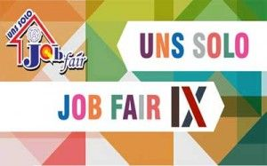 UNS SOLO JOB FAIR IX #2014
