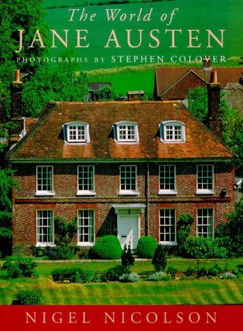The World of Jane Austen.  I also have this book. It is a good resource book.