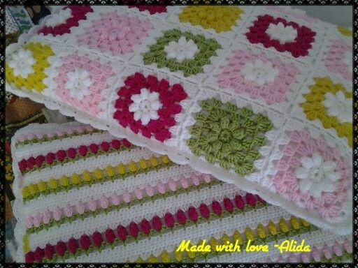 Pillows crochet!