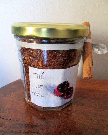 Faire du thé de Noël maison : guide pratique : Le thé de Noël parfumé d'écorces…