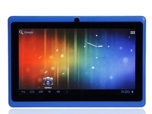 ($91.96) This is a recommended Tablet Computer in the market with superior design, easy application and top performance. It is installed with mobile Internet and multimedia device, support general applications including game, education, business and home entertainment. This Tablet Pc f...