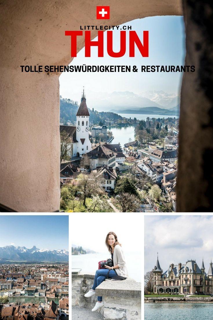 Thun Die Schonsten Sehenswurdigkeiten Besten Restaurants