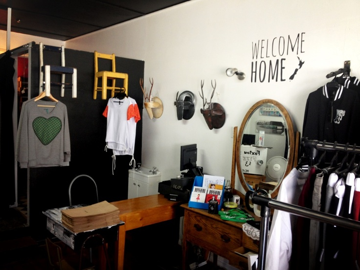 Home - Clothing Store ATM xx Taihape, Nz