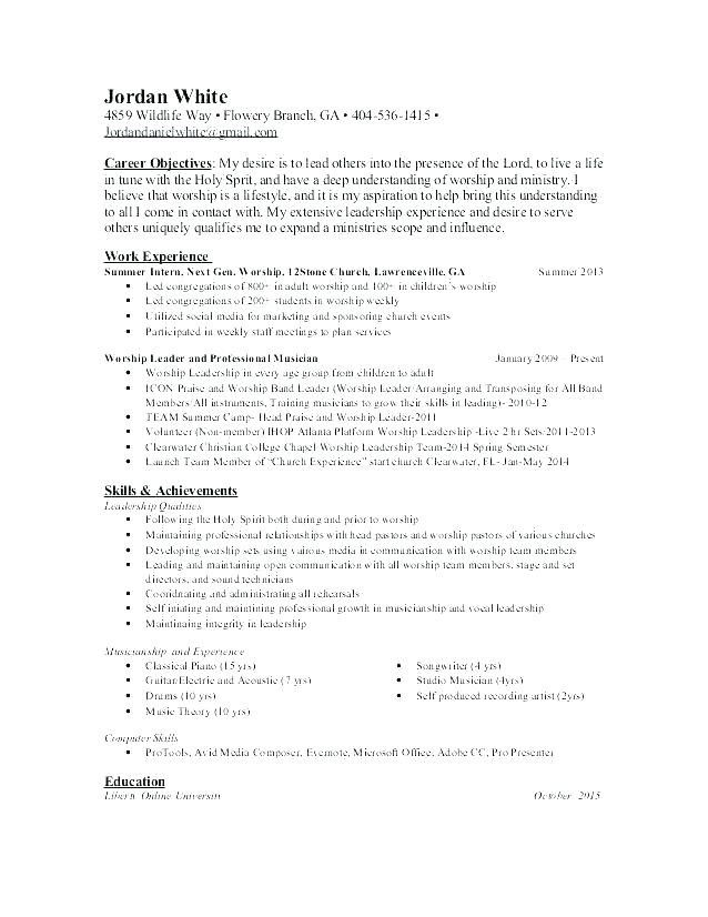 Ministry Resume Template Blaisewashere Resume Template Unique Resume Template Resume Design Template
