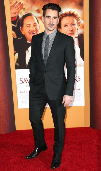 "Colin Farrell Photos - Premiere Of Disney's ""Saving Mr. Banks"" - Arrivals - Zimbio"