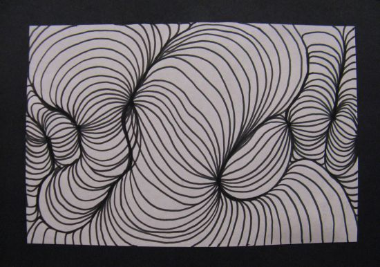 Line Drawing Name : Best images about op art on pinterest illusions