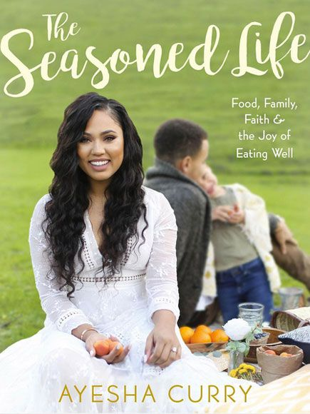 "AYESHA CURRY | Anyone who follows the wife of Golden State Warriors point guard Stephen Curry on Instagram knows she is quite comfortable in the kitchen. With her new cookbook (and upcoming Food Network show), she's unlocking the secrets behind her delicious photos – and to living The Seasoned Life, which, appropriately enough, is the title. Packed with ""delicious family recipes"", the book is set for release September 20, 2016."