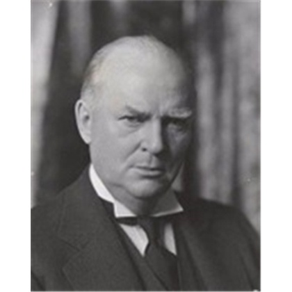 Hon. R. B. Bennett...15th Prime Minister of Canada from 1930-1935....while in office: Great Depression; Imperial Preference; Canadian Radio Broadcasting Commission; Canadian Wheat Board; Creation of the Bank of Canada