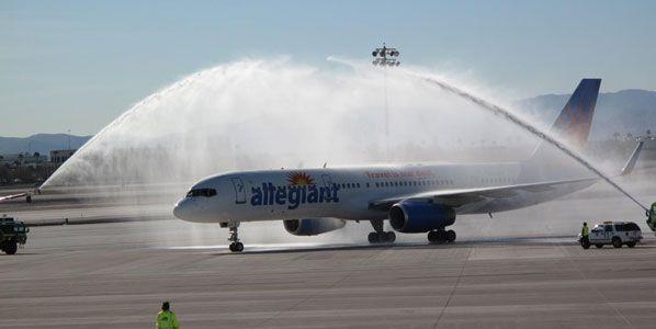 Allegiant Air Boeing 757-200