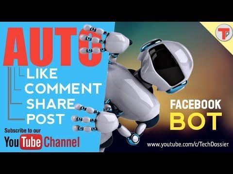 Termux 14: Facebook BOT in Termux | Auto like | Auto comment | Auto