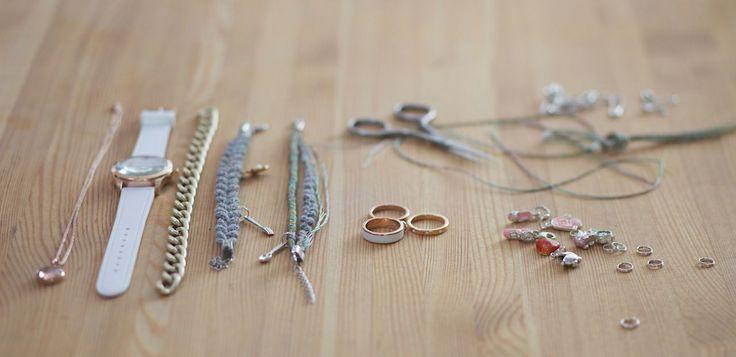 Zobacz, jak łatwo dopasować biżuterię do zegarka! http://bit.ly/1oFUSPT #Tchibo #TchiboPolska #RadoscOdkrywania #biżuteria