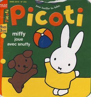 Le Journal de Nounou Sophie: Picoti n°245