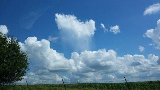 Beautiful Iowa day