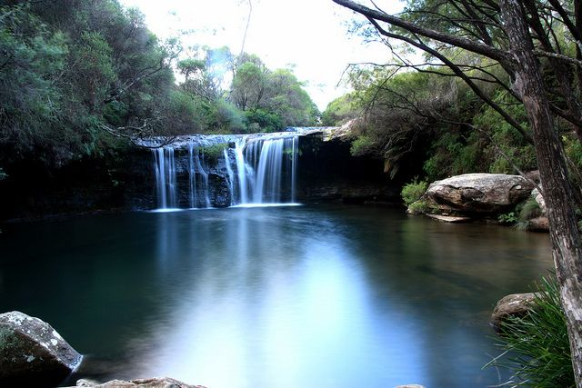 Nellies Glen, Buderoo National Park, Southern Highlands, NSW, Australia - my favourite swimming place in summer