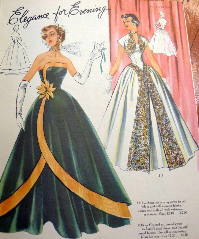 Modes Royale 1946
