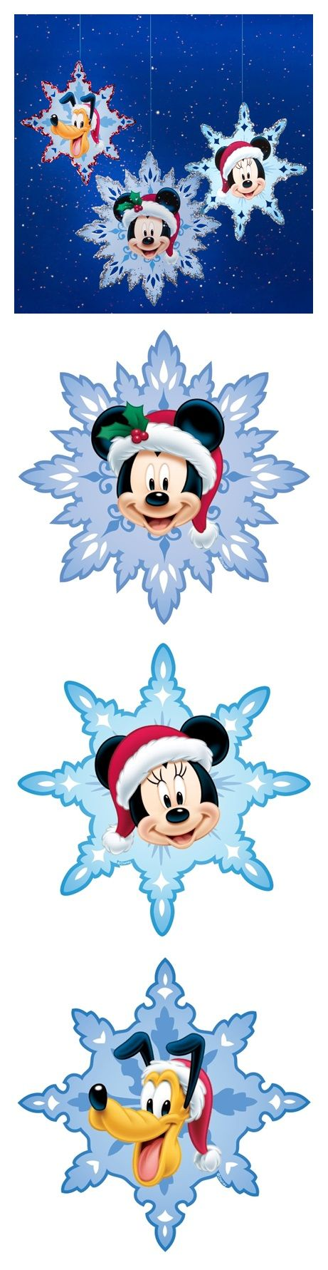disney snowflakes