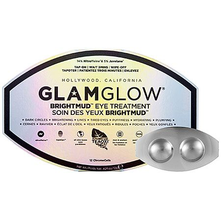 GlamGlow's New Brightmud Eye Treatment Gets Rid of Dark Circles | Beauty High