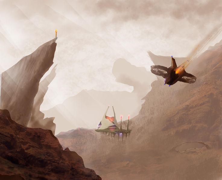 alien lands!