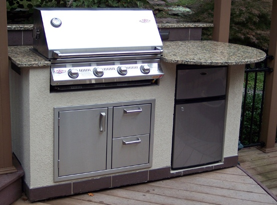 33 Best Images About Outdoor Kitchens On Pinterest | Refrigerators Stainless Steel And Drawers