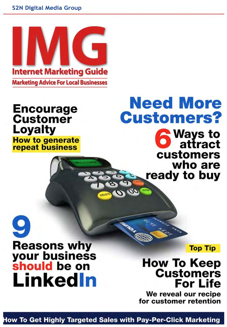 August Edition of Internet Marketing Guide - Helping Businesses to Market Online download here https://s2ndigitalmedia.leadpages.net/imgaug/