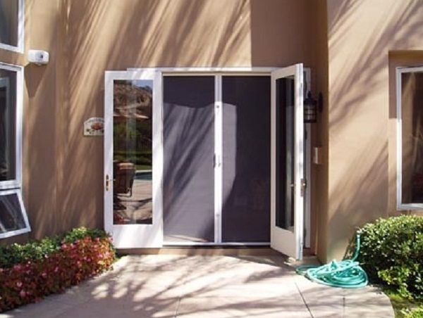 39 best security door windows etc images on pinterest for French patio doors with screens