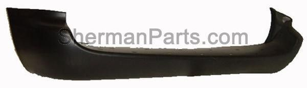 2005-2007 Chrysler Town & Country Rear Cover