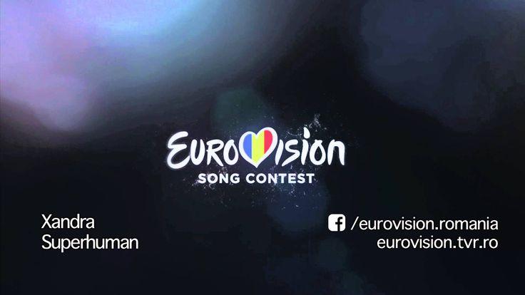 Xandra - Superhuman | Eurovision România 2016