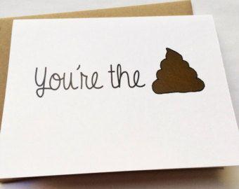 Friend Birthday Card / Best Friend Birthday / by BEpaperie on Etsy