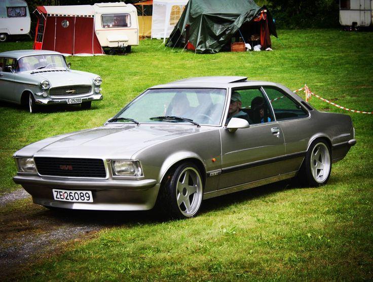 Opel Commodore V8 Docks Of Design Werbeagentur Braunschweig Auto Klassik Opel Manta Getunte Autos