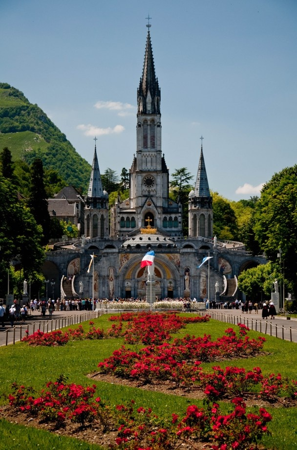 Our Lady of Lourdes Shrine and Basilica, France