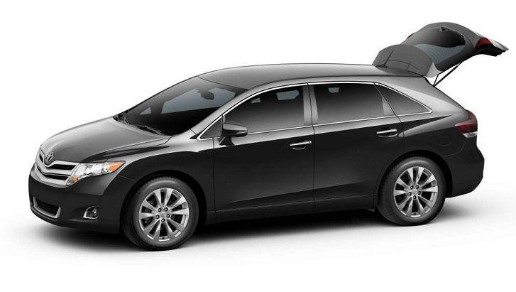 New Toyota Venza 2018, Elegant Design