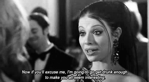 Gossip Girl quote