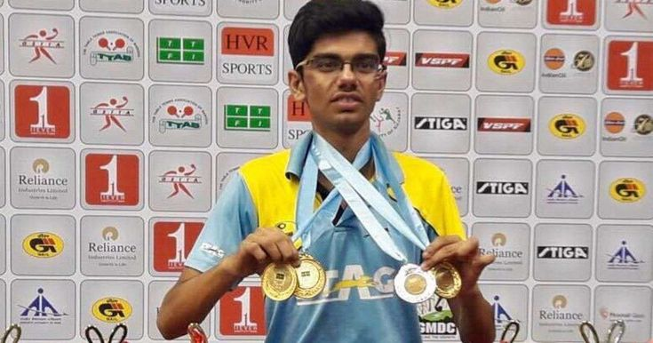 The 18-year-old who is demography Indian TT to the abutting level