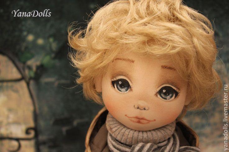 Купить Daniel - кукла ручной работы, кукла мальчик, малыш, мальчик, кукла, кукла в подарок