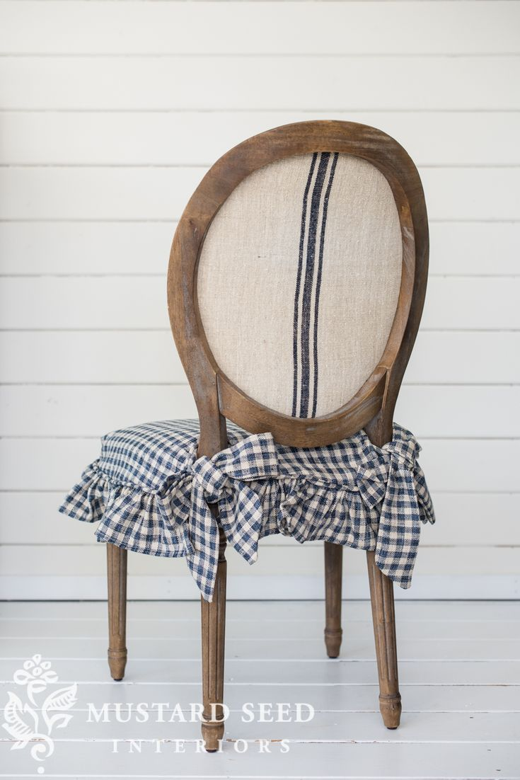 Dining Chair Slipcover Tutorial Updated Slipcovers For Chairs