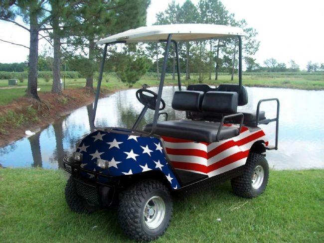 11 Best Golf Cart Graphics Images On Pinterest Golf