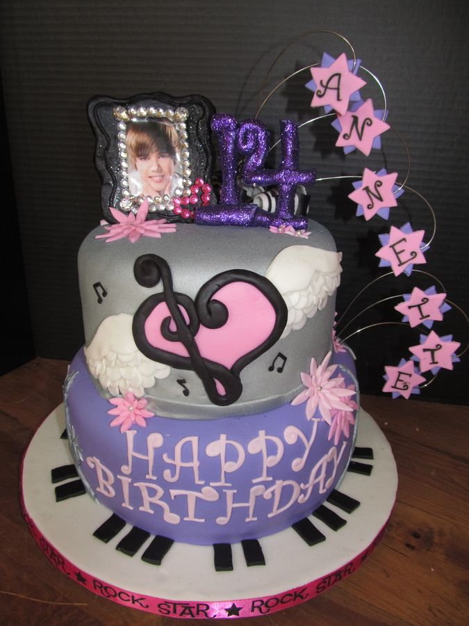 23 best Justin Bieber Birthday Party Ideas images on Pinterest