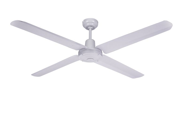 The Trisera series is unique in that it incorporates a ceiling fan that is adaptable to 3 or 4 blades, the choice is totally yours.The Trisera also features a sleek contemporary design at a budget price without compromising high air movement.