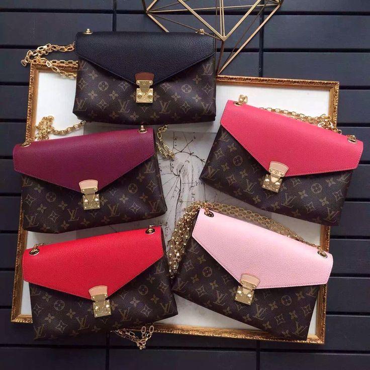 Louis Vuitton Pallas Chain bag 26cm Instagram: veryhandbags