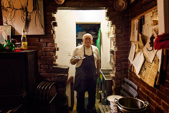 On the Road with Cook's Country: Authentic Hungarian Cuisine at a Literal Hole in the Wall in Pittsburgh | The Feed
