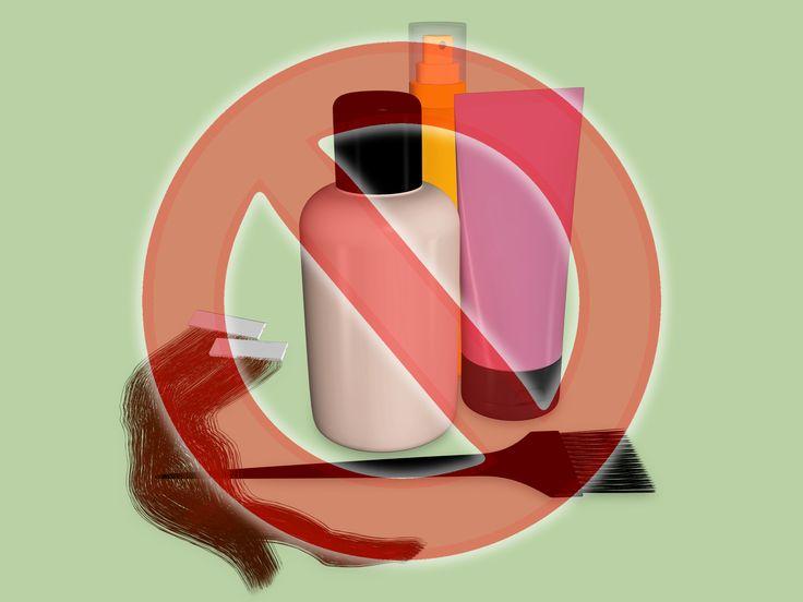 How to Regrow Hair Naturally -- via wikiHow.com