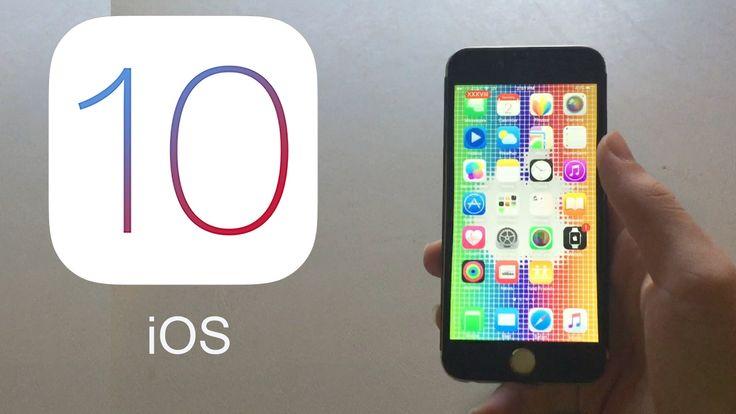 iOS 10 được xem là hệ điều hành mới nhất của Apple và được đánh giá khá cao. Trong đó những tính năng và nhiều sự thay đổi của phiên bản hệ điều hành này được nhiều người quan tâm. Theo đó bản iOS 10 được ra mắt vào hôm...
