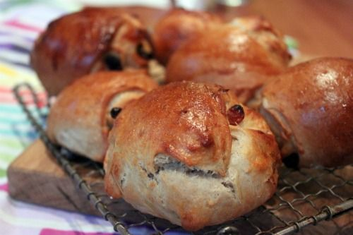 Toasted Teacakes Recipe