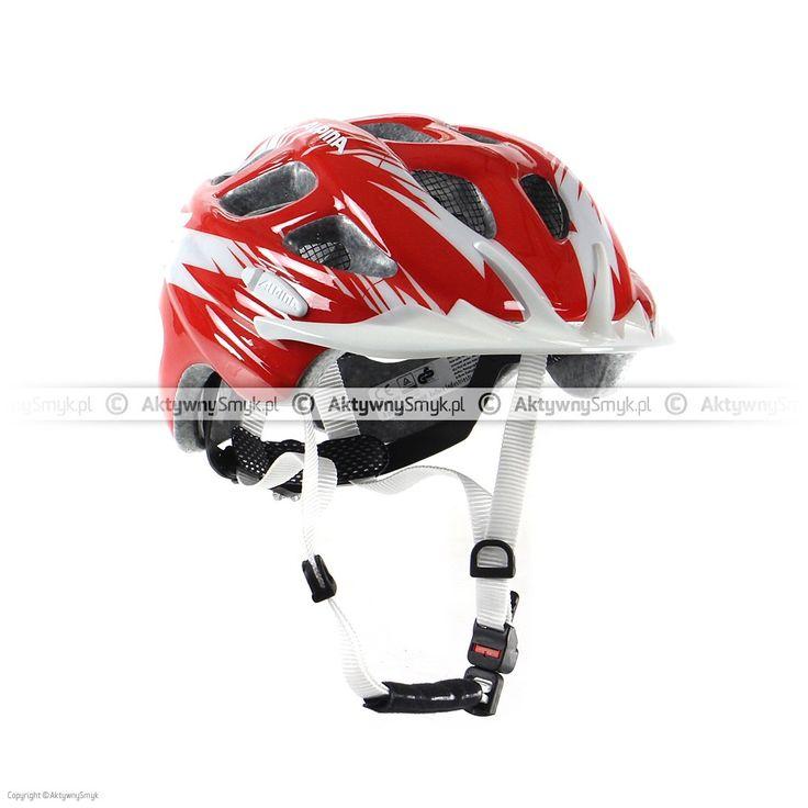 Kask Alpina Rocky Red-White