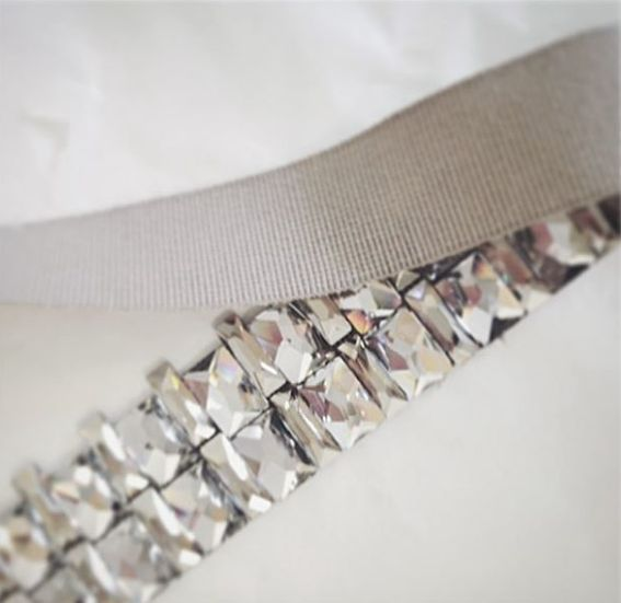 Finishing touches to the Crystal Collection, embellished with Swarovski crystals #swarovski #crystals #exclusive #sparkle