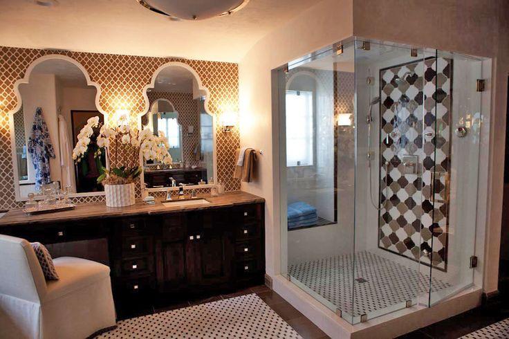 82 best 2012 pasadena showcase house of design images on for Master bathroom designs 2012