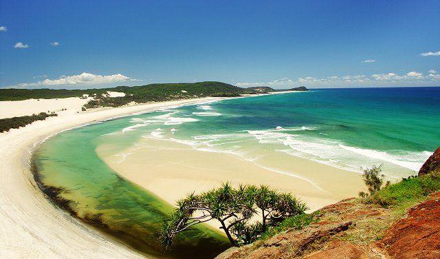 fraser island..definitely want to go here someday!